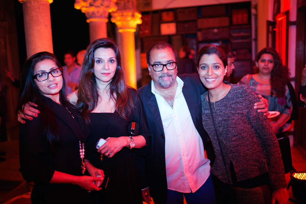 Sangita Kathiawad, Lillete Dubey, Omer Haidar, Jeevan Sandhu
