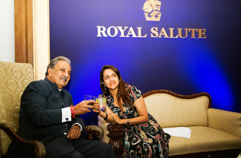 His Highness Gaj Singh II