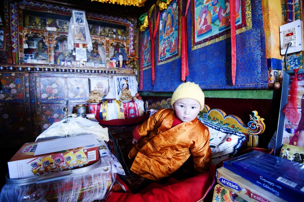 Rinpoche of Stakna