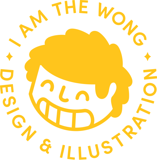 I Am the Wong : Design & Illustration