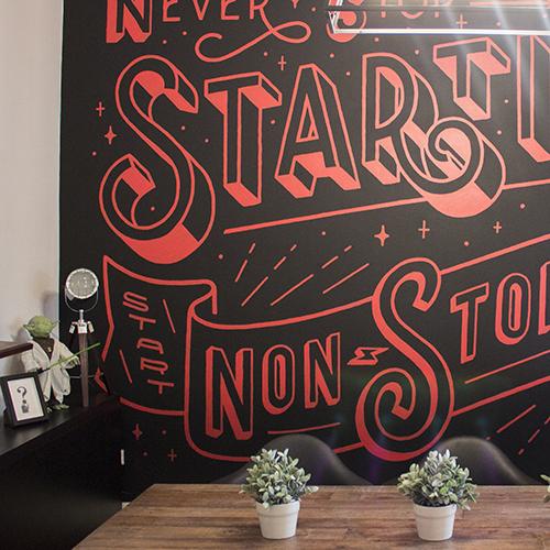 Start Digital Murals