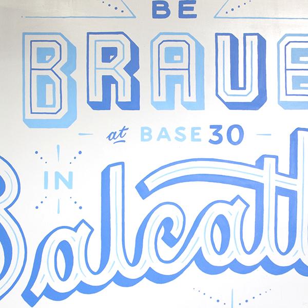Base30 Mural