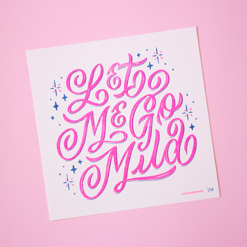 Let Me Go Mild
