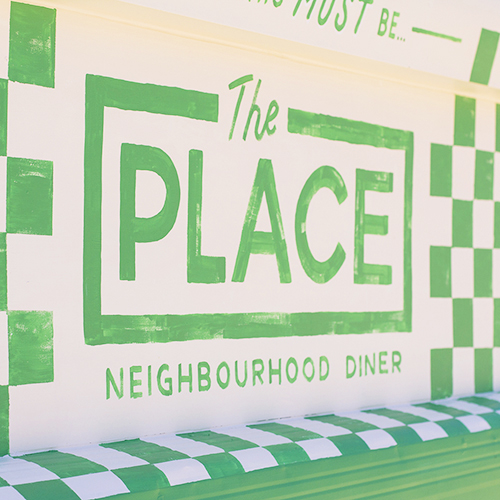 The Place Diner Food Truck
