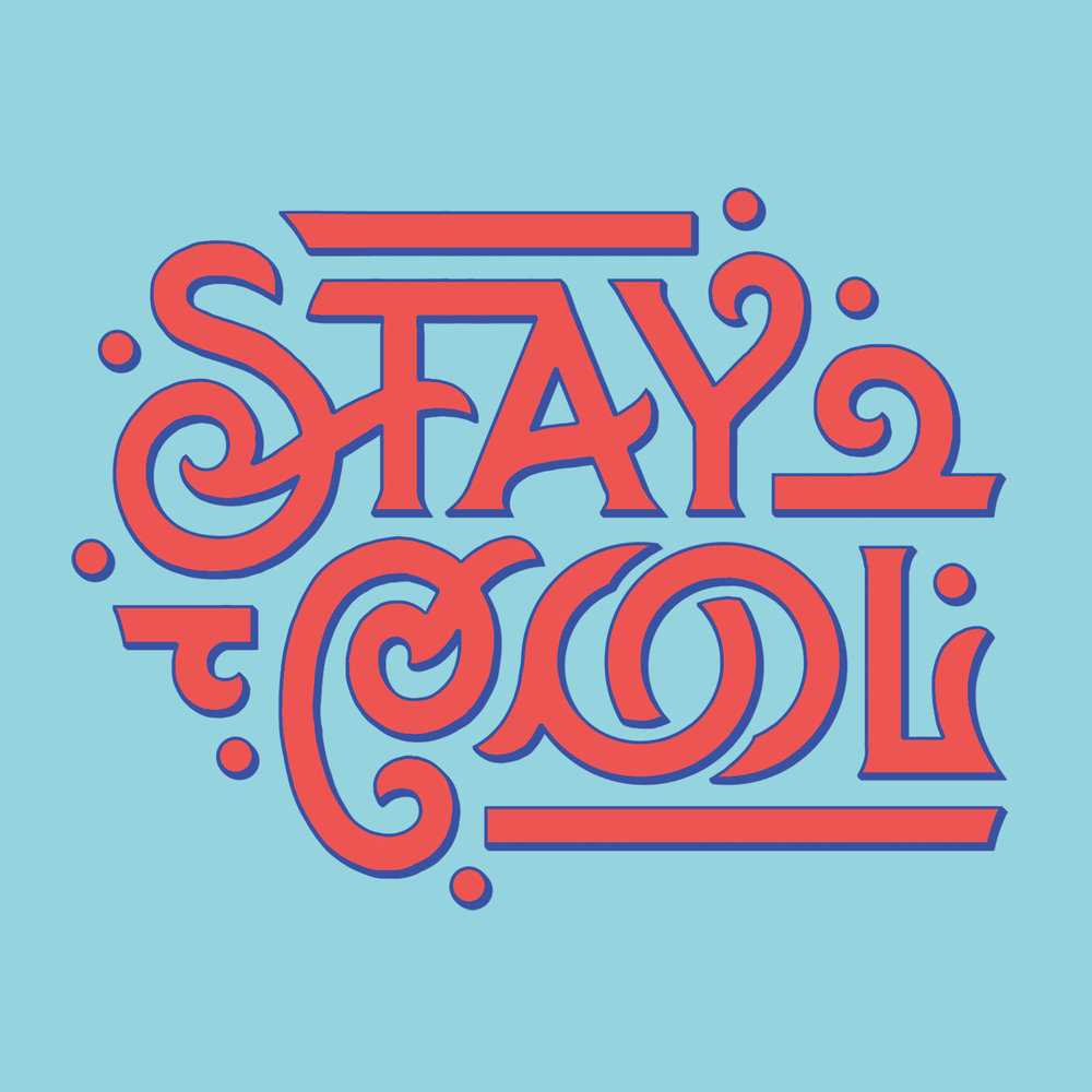 Stay cool, yo.
