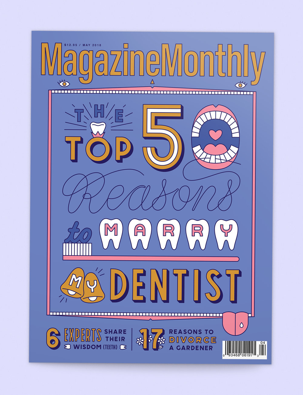 Issue #5:  The Top 50 Issue