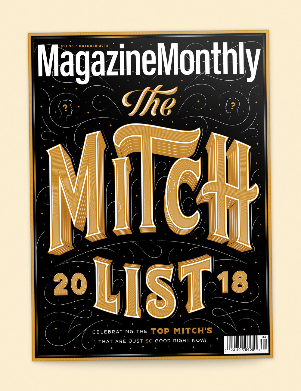 Issue #10:  The Mitch List Issue
