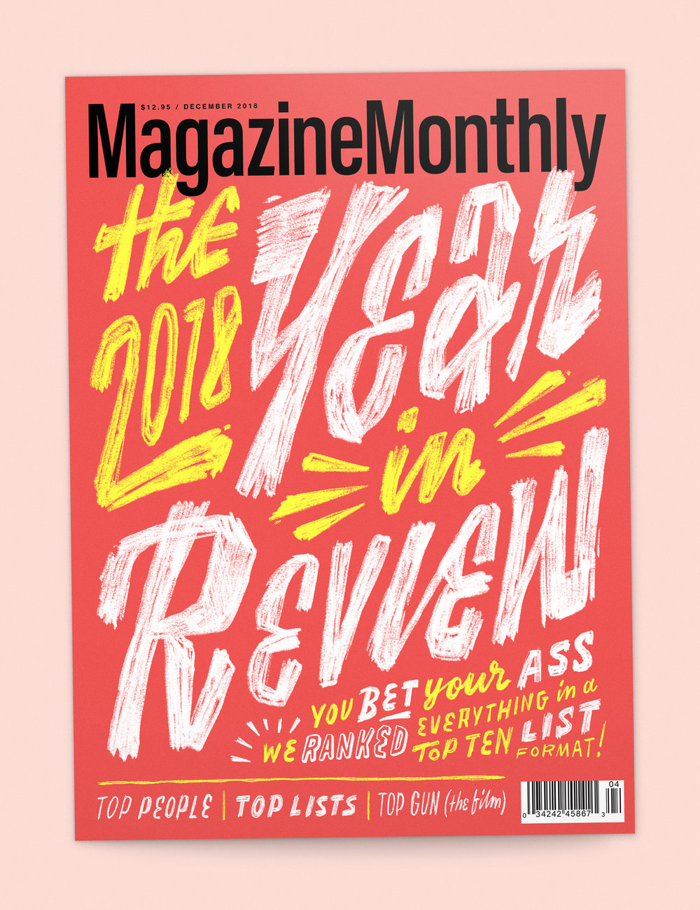 Issue #12:  The Year in Review Issue