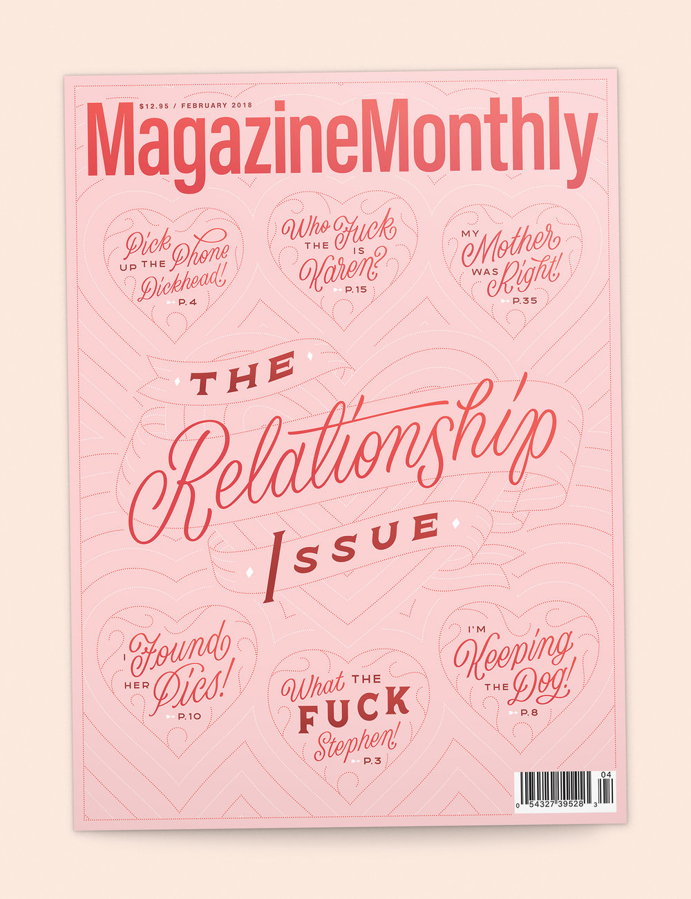 Issue #2:  The Relationship Issue