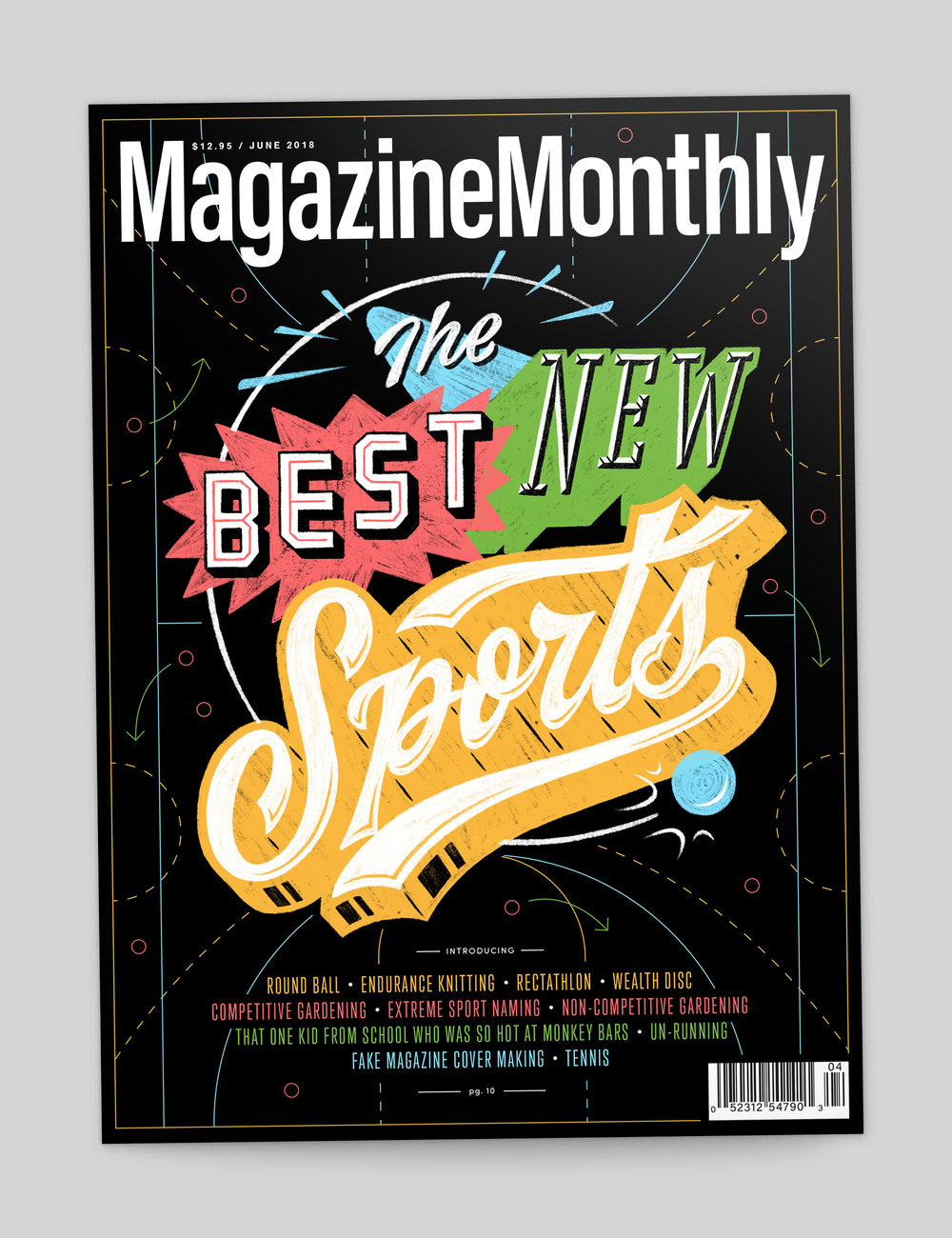 Issue #6:  The Sports Issue
