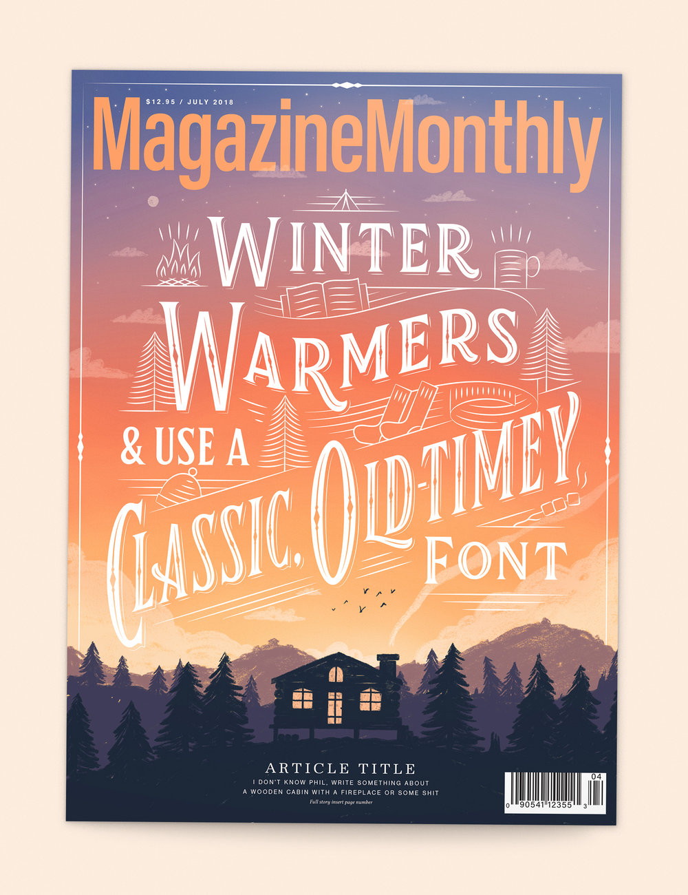 Issue #7:  The Winter Issue