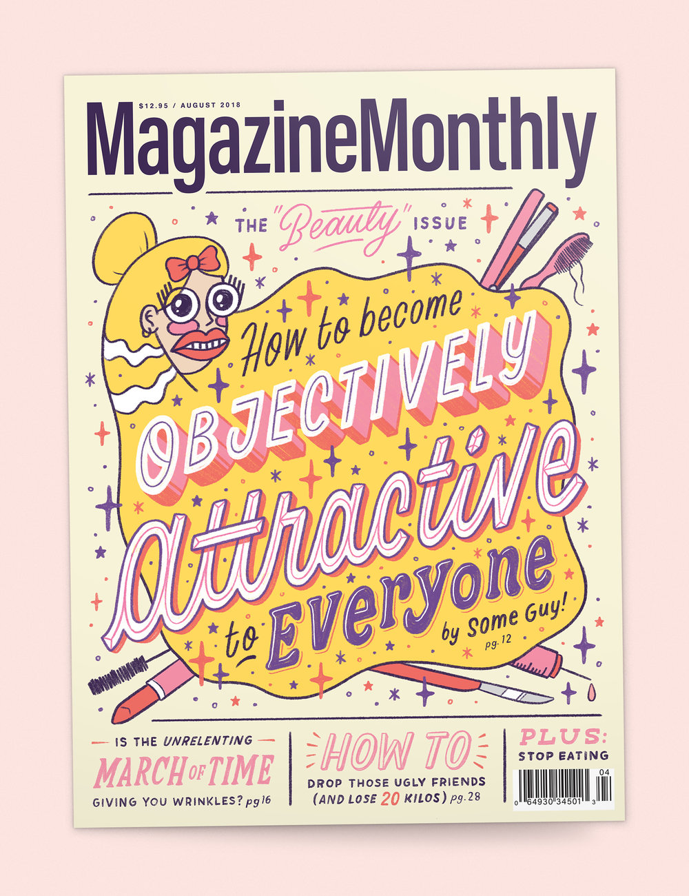Issue #8:  The Beauty Issue
