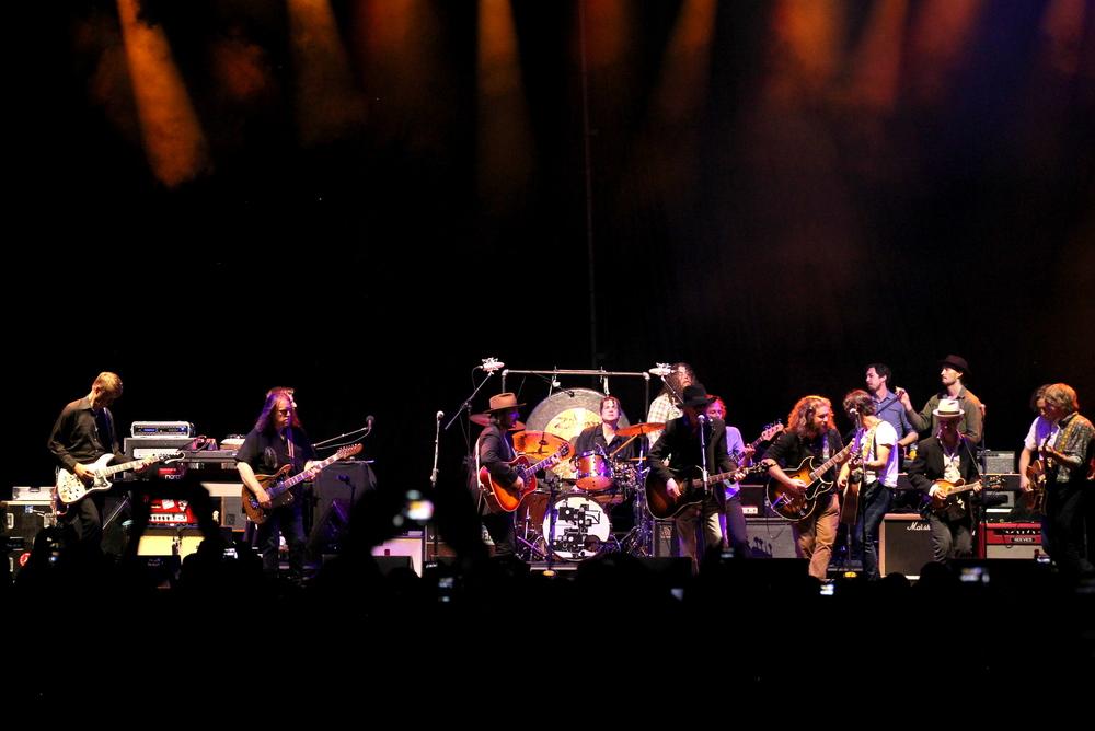 Wilco w/ Guests- Warren Haynes, Jim James, MMJ, Ryan Bingham, Ian Hunter