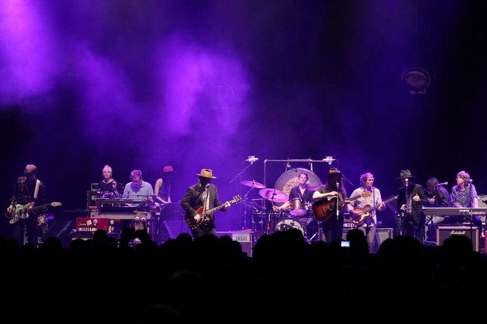 Wilco w/ Guest- Beck, Sean Lennon, Cibo Matto