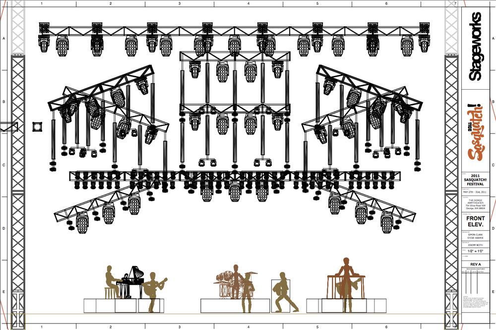 Festival Design - Jeremy Roth