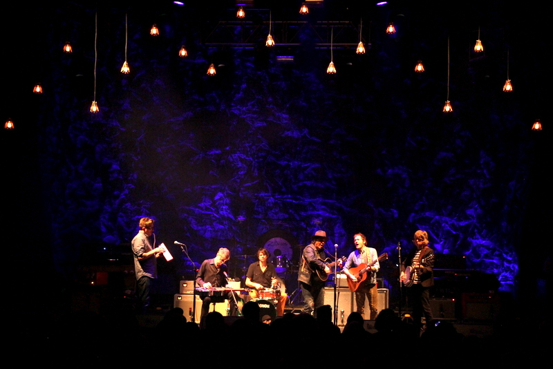 Wilco 20th Anniversary Residencies; Lighting Design: Jeremy Roth