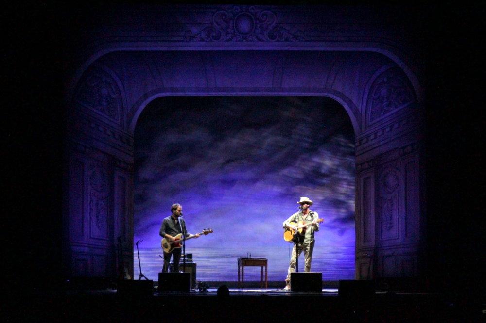 Ray Lamontagne and John Stirratt