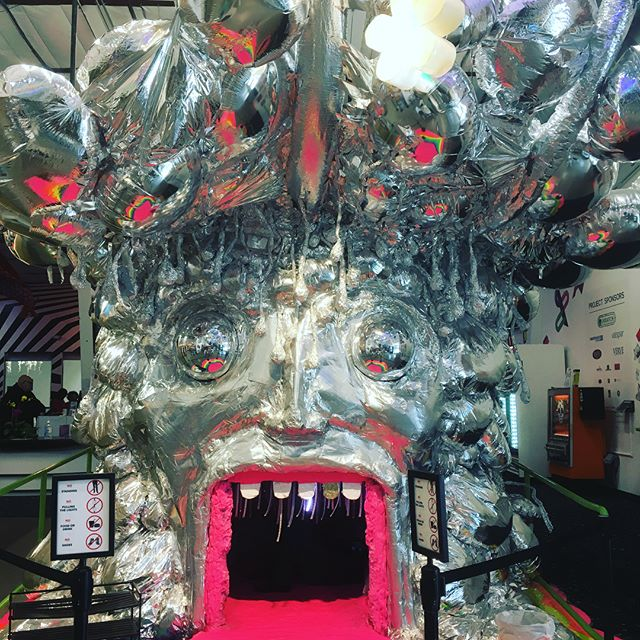 Art pilgrimage. #MeowWolf #eternalReturn