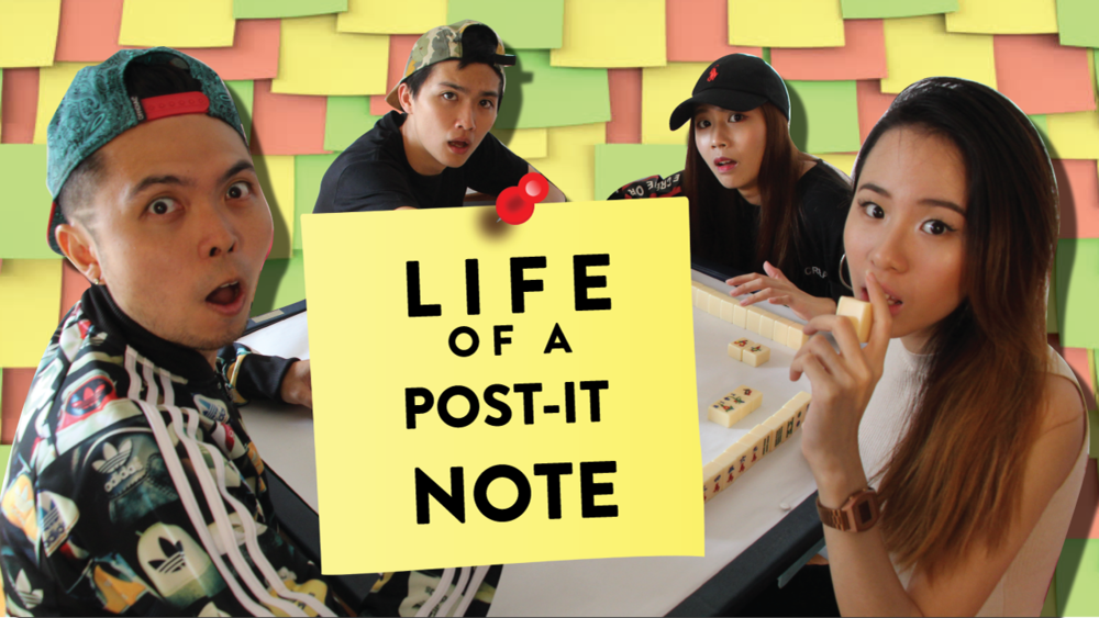 Life Of A Post-It Note (MousetrapTV Office Tour)