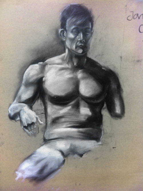 Unfinished Man, 2011