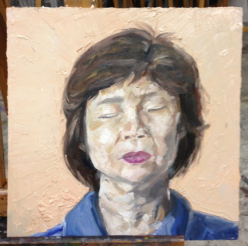 Portrait of My Mother, 2013