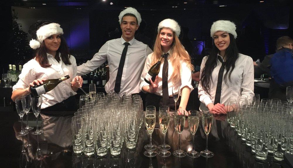 Waiters & Waitresses -