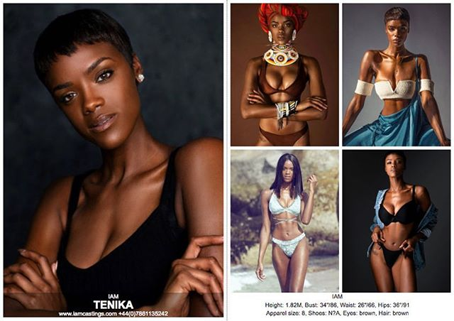The incredible Tenika - watch out she's here to take all the roles! #diversity #iam #diversityrulesthistown #iamcastings #london #fashion #model #style #photography #pose #male #female #man #women #casting #modelwork #picoftheday #shoot #modelling #tbt #girls #people #lfw #top