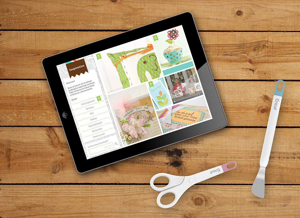 Cricut– Exploring digital tools' place in the world of crafting – 2012