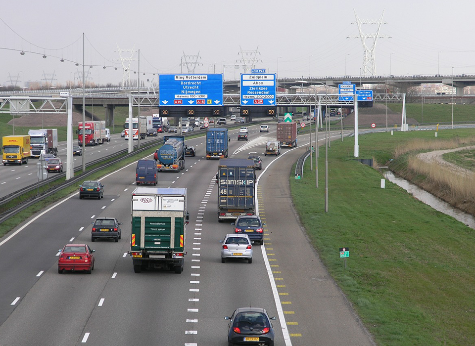 KPVV– A new website for the Dutch Government's Infrastructural Thinktank – 2011