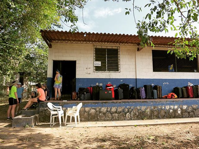 It won't be long now before we're back here. 🇸🇻🇸🇻🇸🇻🇸🇻🇸🇻🇸🇻🇸🇻 Don't forget there is a meeting tomorrow night (Dec. 7) for the Syracuse Trip to El Salvador. New start time of 7:30 pm. At @holycrossdewitt - Parents are encouraged to come.