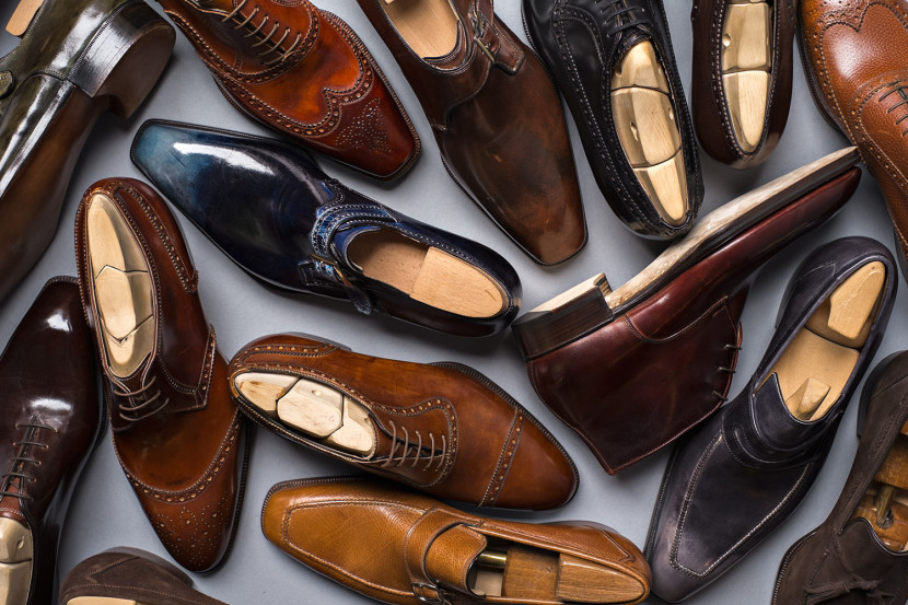 The supa shoe selection