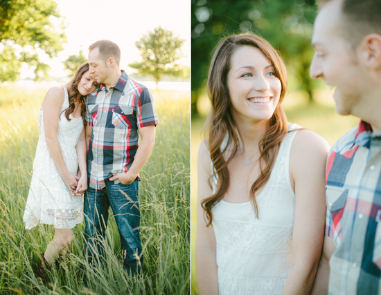 The Oregon District, Dayton OH wedding & engagement photography, Megan & Nathan
