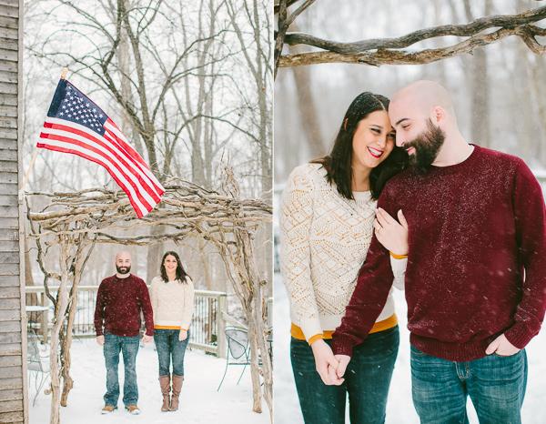Barin & Lindsey, Dayton, Columbus & Cincinnati wedding and engagement photographers, Bears Mill engagement session, Dayton ohio wedding photography