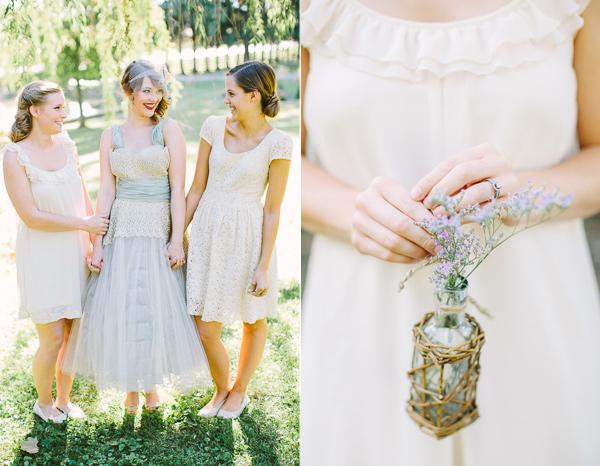 Dayton, Columbus, Cincinnati and destination wedding photography, little bo peep bridal shoot, vintage inspired wedding details
