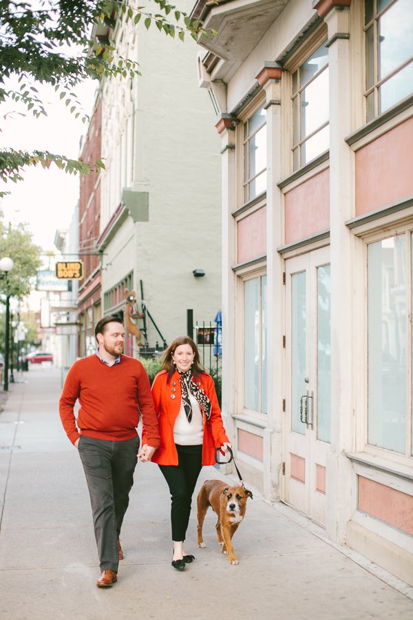 Dayton Ohio wedding and engagement photography, Jonathan and Caitlin