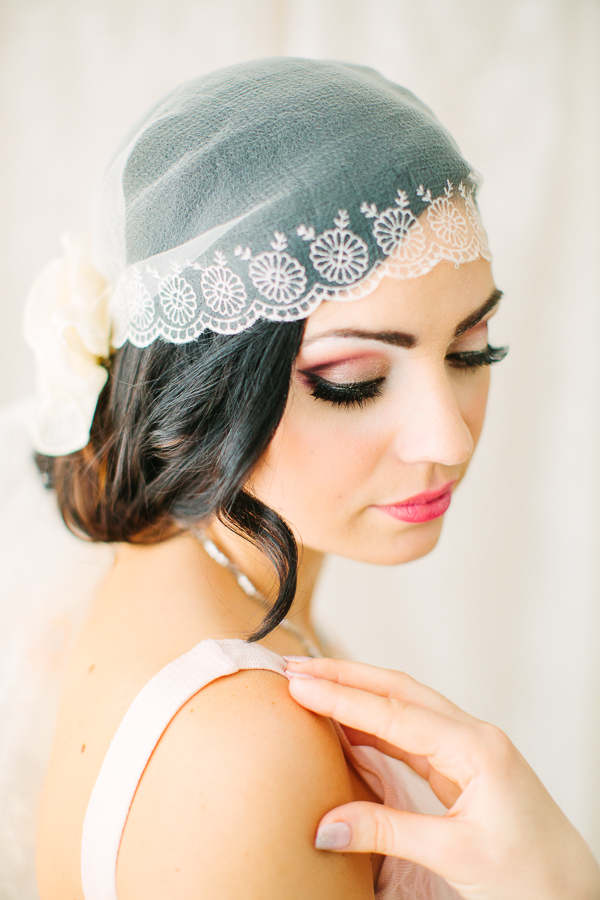 Laura, Dayton, Columbus and Cincinnati fine art portrait photography, fine art wedding photographers, valentine bridal inspiration, classic bride, modern bride, Lace veil