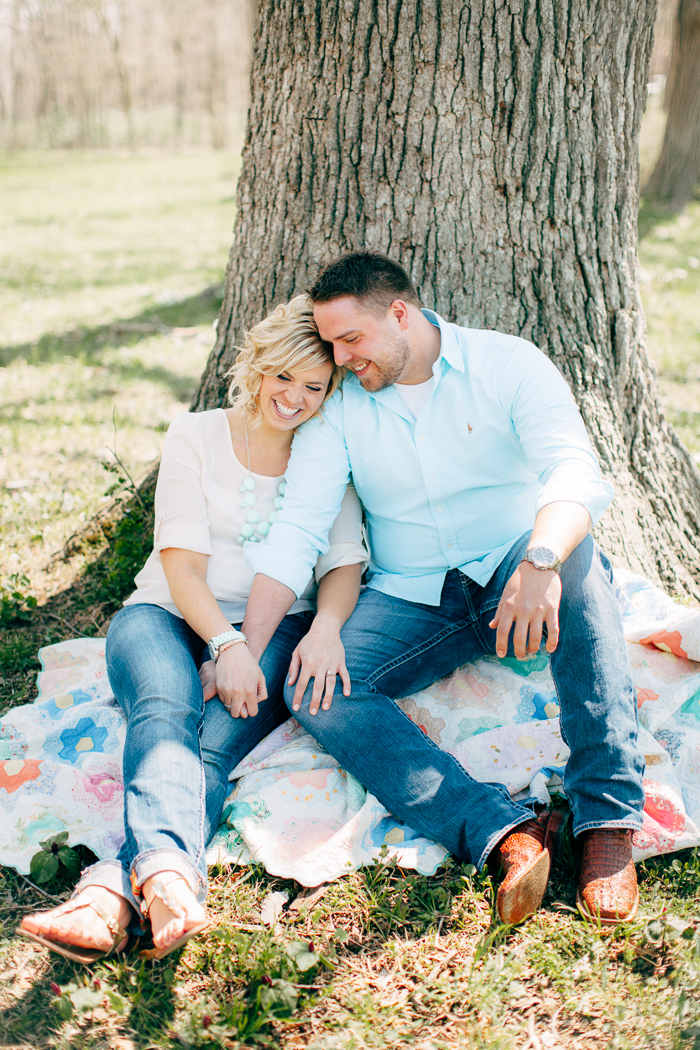 Jenna and Claytonn, Family farm engagement session greenville ohio, jenny haas photography, dayton, columbus and cincinnati fine art weddings and portraiture, simple, clean & romantic