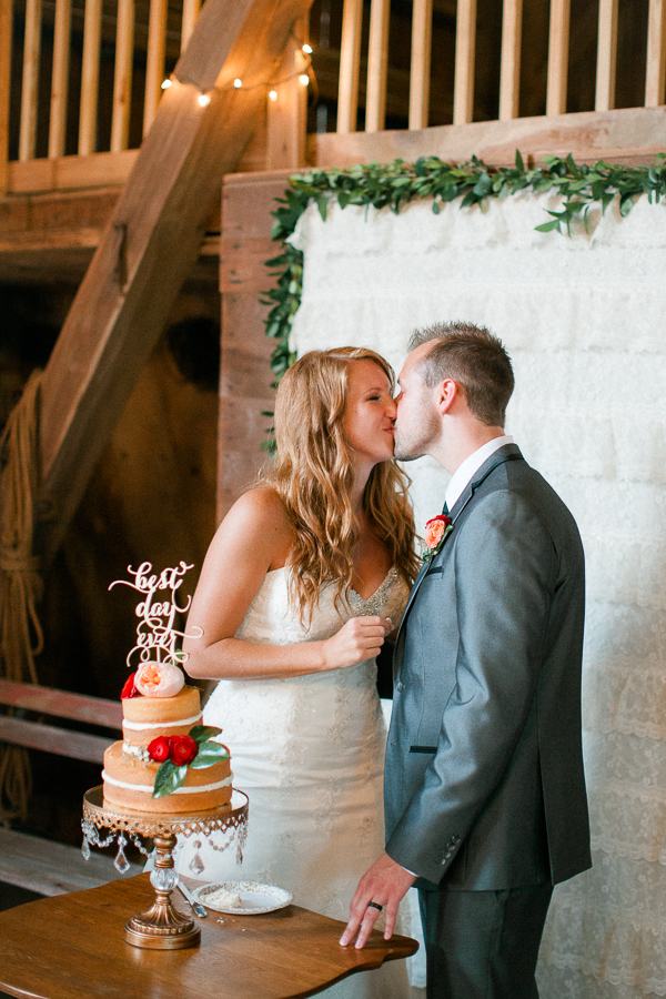 Emily and Nathan, Dayton, Columbus, and Cincinnati wedding photography, Lost Creek Memory Barn wedding, The Knot real wedding feature, Simple and romantic wedding photography, Dayton Ohio Fine art wedding photographers