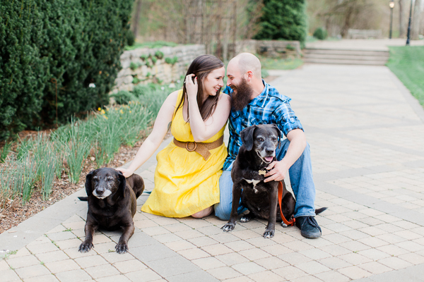 dayton, columbus and cincinnati wedding and engagement photography