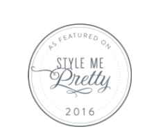 See this shoot featured on Style Me Pretty