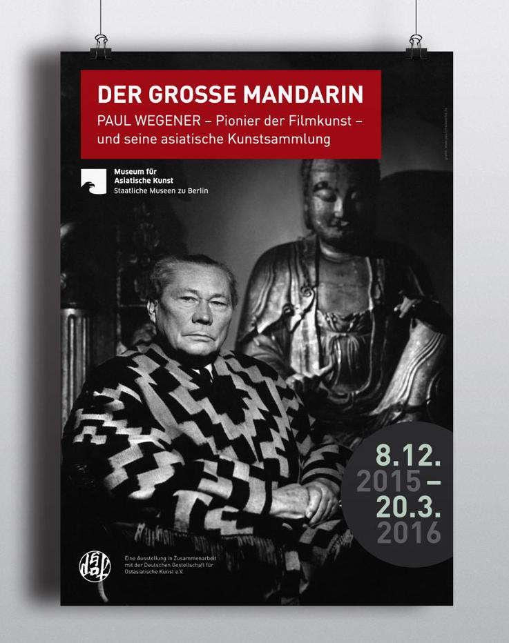 Jubiläumsausstellung im Museum für Asiatische Kunst, Berlin Dahlem in Zusammenarbeit mit der DGOK e.V.