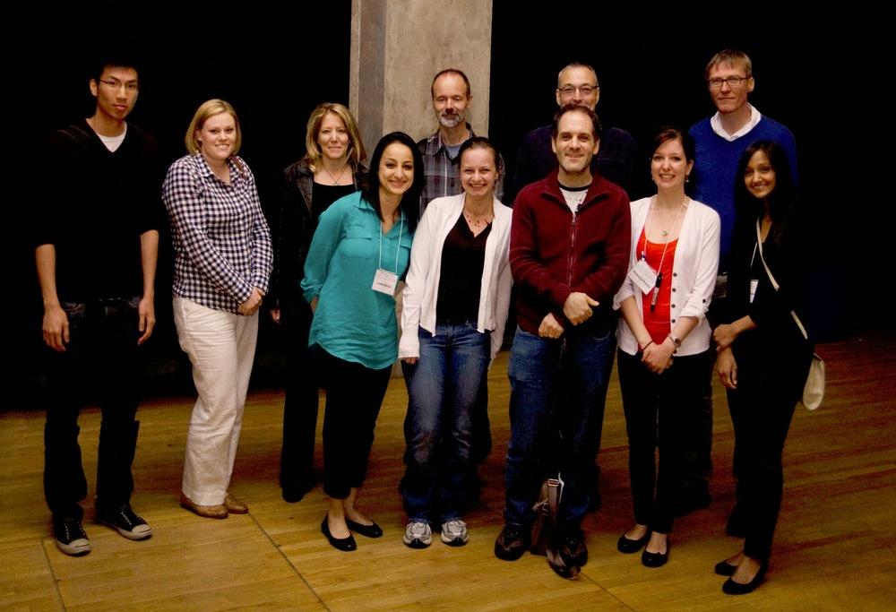 Comité organisateur du congrès de la SCC
