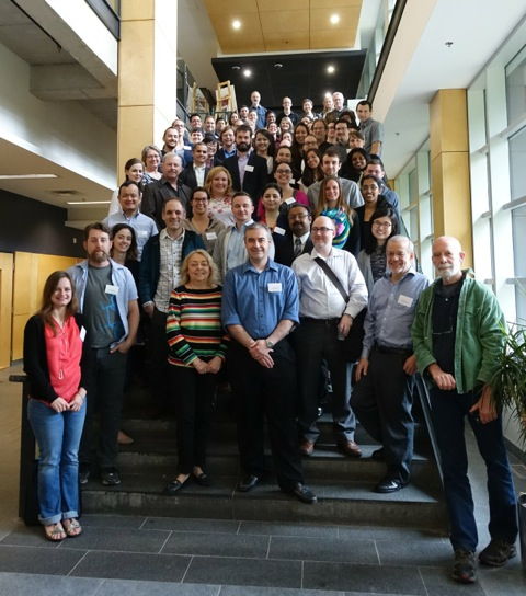 Group Photo, Second Conference of the CSC, Montreal, May 2015