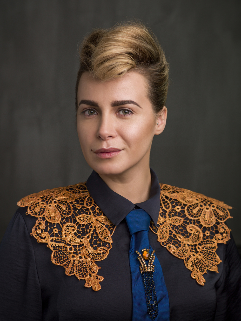 Victoria Koblenko - AD Magazine