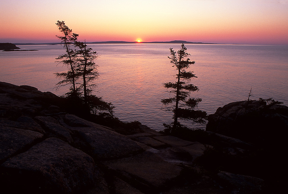 Acadia Photo Tour Sunrise