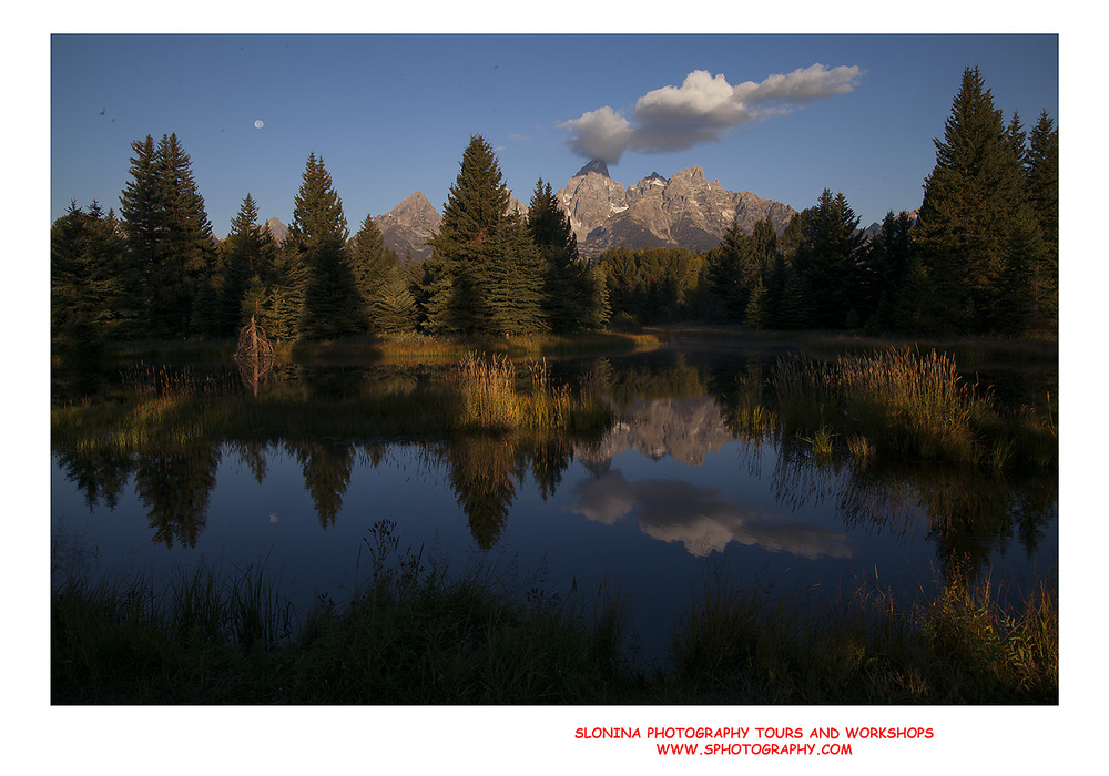Grand Teton Sunrise Photo Tour