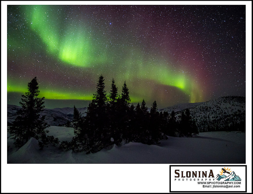 Alaska Northern Lights Photo Tour