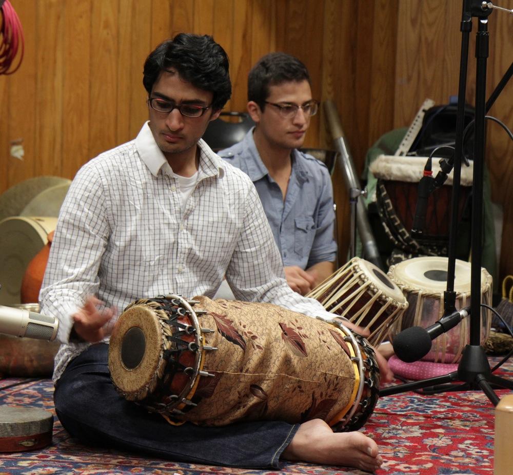 APF 2012 with Rohan Krishnamurthy