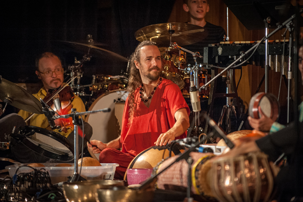 APF 2012 with Nacho Arimany  Photo by G. Craig Hobbs
