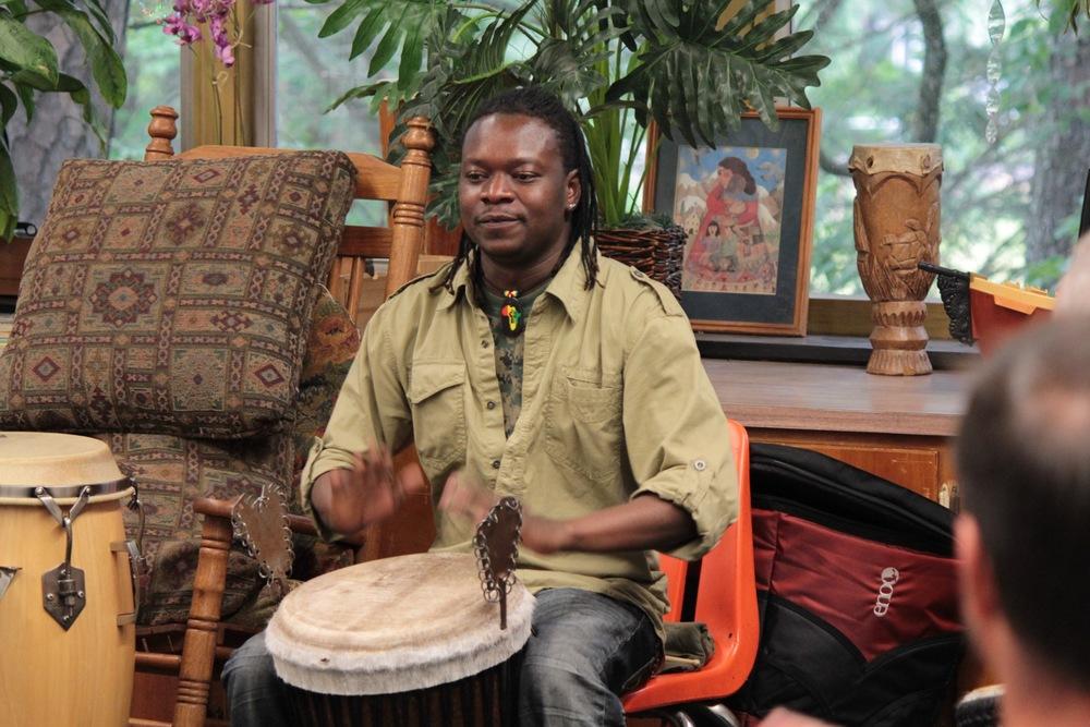 APF 2012 Adama Dembele